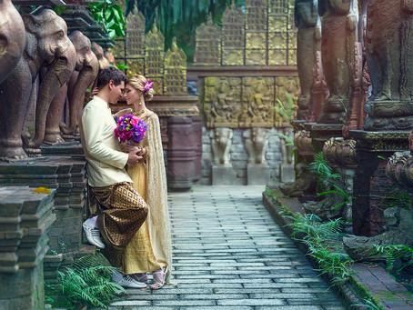 Буддийская церемония на Самуи для Ильи и Светланы