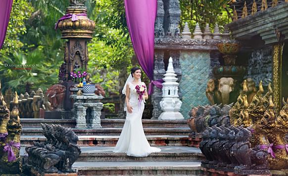 Свадьба в Тайланде на Самуи