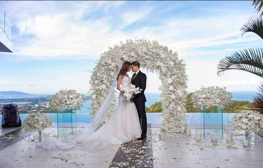 Свадьба в Таиланде на вилле