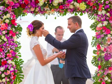 Свадьба на о. Самуи в Таиланде. Александр и Жасмина