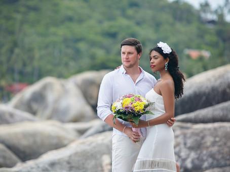 Свадьба в Тайланде, о. Самуи
