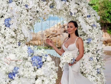 Свадьба в Тайланде на Самуи Olga&Rochus