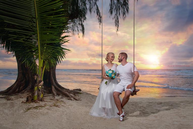 Свадьба в Тайланде Самуи