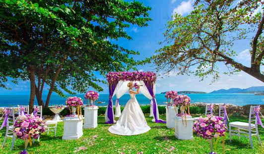 Koh Samui Wedding | Weddings at Koh Samui, Thailand