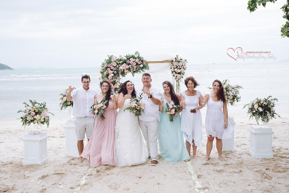 Koh Samui Wedding