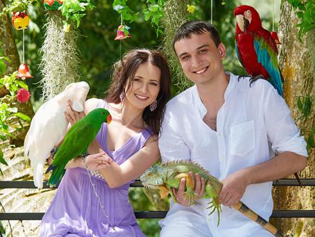 Путешествие по острову Самуи с фотографом для Елены и Сергея
