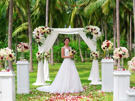 Свадьба в Таиланде для Лиды и Жени