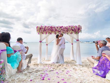 Свадьба на Самуи для Айгерим и Ернара