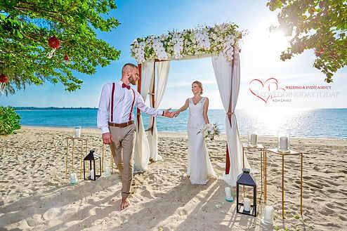 Свадьба на Самуи в Таиланде