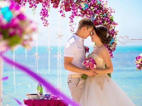 Свадьба в Таиланде на острове Самуи для Эльзы и Тимура