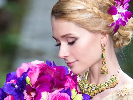 Свадьба на Самуи. Портрет невесты