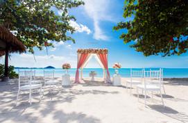Свадьба в Таиланде на острове Самуи