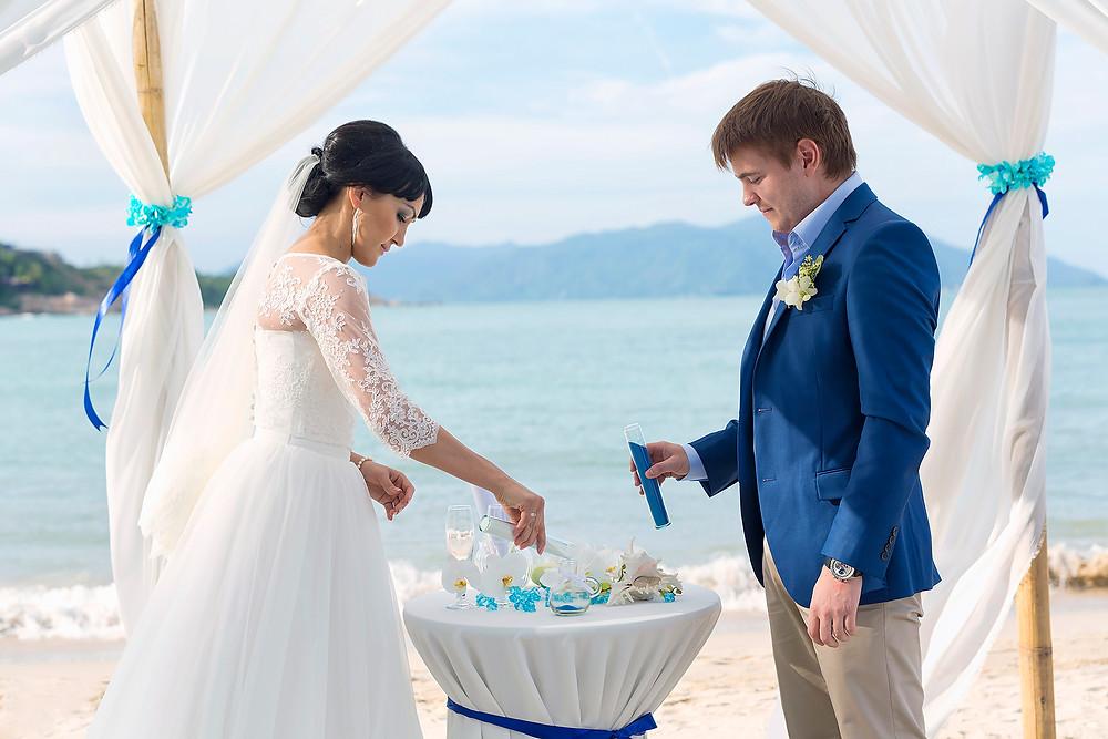 Свадьба на Самуи, Тайланд