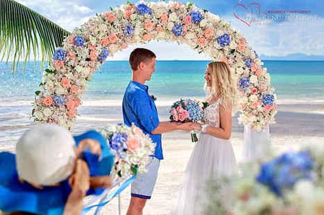 Koh Samui Wedding , Thailand