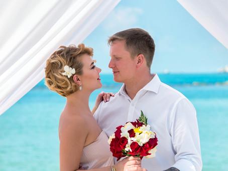 Свадебная церемония на Самуи для Евгении и Дениса