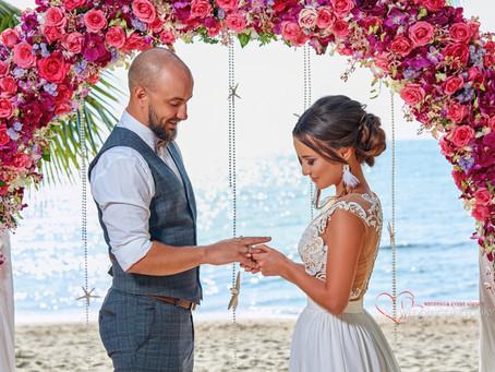 Свадьба в Таиланде на о. Самуи для Полины и Алексея