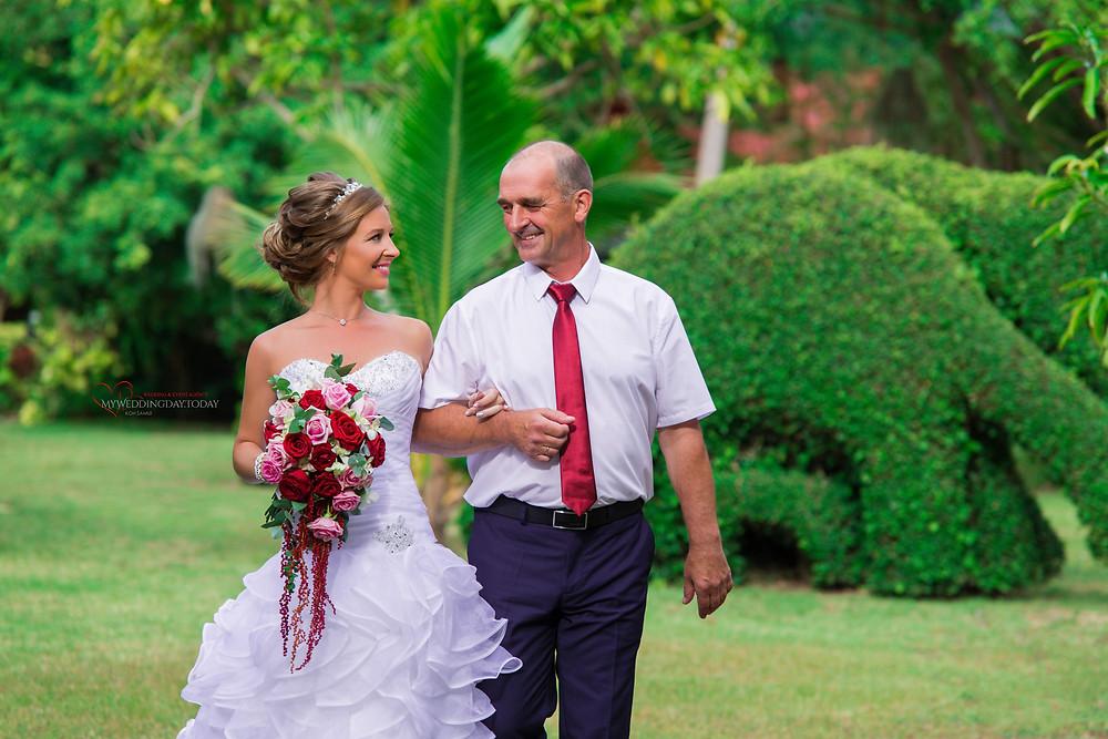 Свадьба в Таиланде Самуи