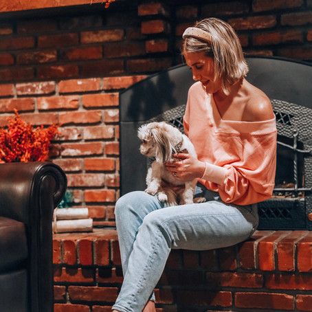 Comfy Thanksgiving Look