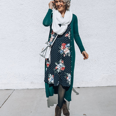 A Dress for All Seasons!