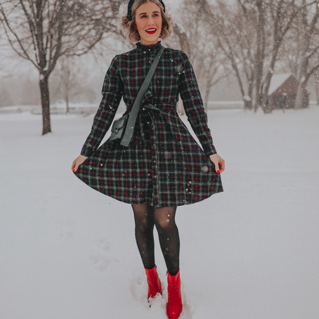 25 Days of Holiday Style! ~Day 16~