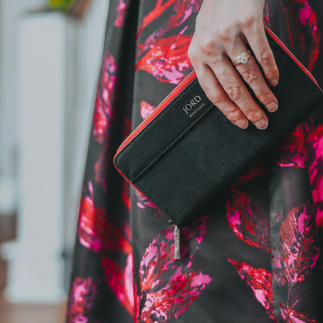 Sustainable, Luxury Accessories?  Yes, please!
