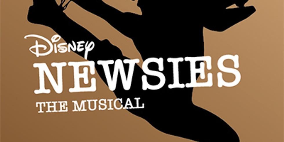 Disney's Newsies: The Musical - Salina Community Theatre