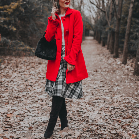 25 Days of Holiday Style! ~Day 9~