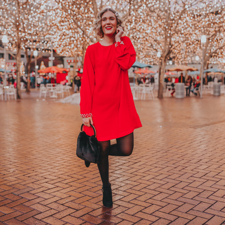 25 Days of Holiday Style!  ~Day 22~