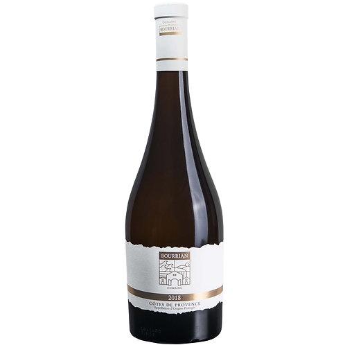 Blanc Barrique - AOP Côtes de Provence - 2018 - 75cl
