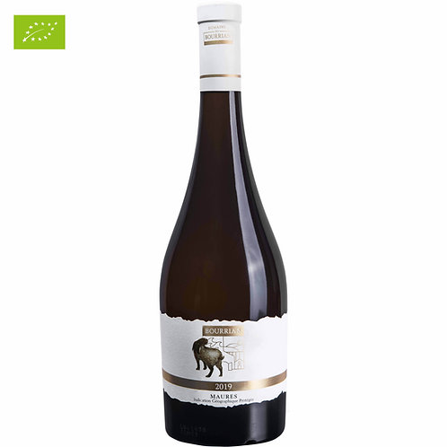 WHITE 2019 - IGP MAURES - 75 cl - BIO