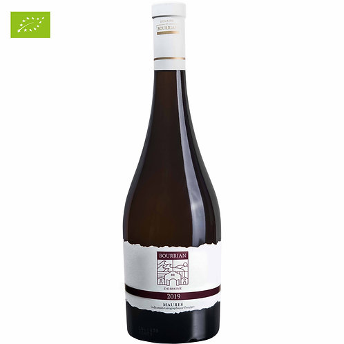 RED 2019 - Aged in barrels - IGP MAURES - 75 cl - BIO