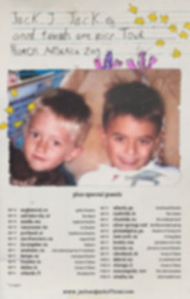 Jack & Jack - Good Friends Are Nice Tour