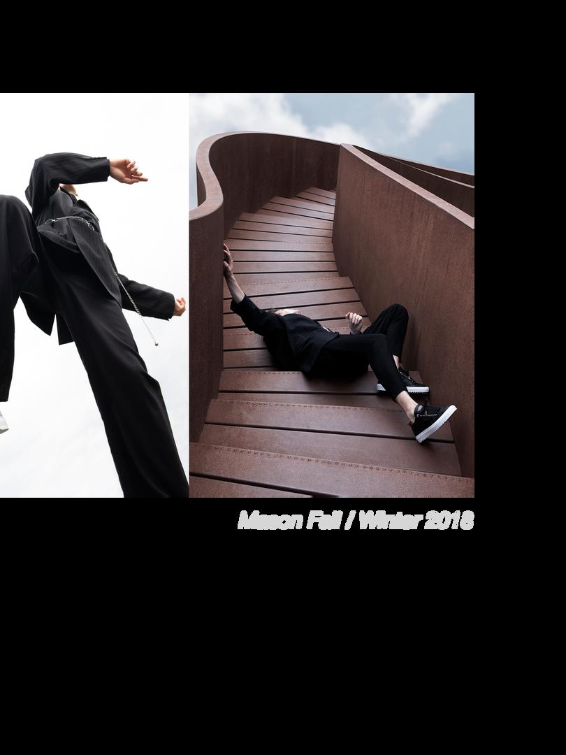 Mason Fall / Winter 2018