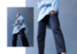CALVIN PAUSANIA — Mason Garments Omar Splash Capsule Campaign
