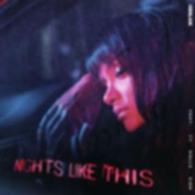 Kehlani - Nights Like This - Single Artw