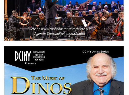 Concerts in Romania and NYC