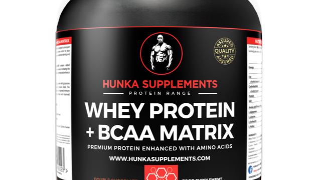 Whey Protein + BCAA Matrix
