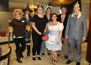 Our own Wizard of Oz, Halloween 2018