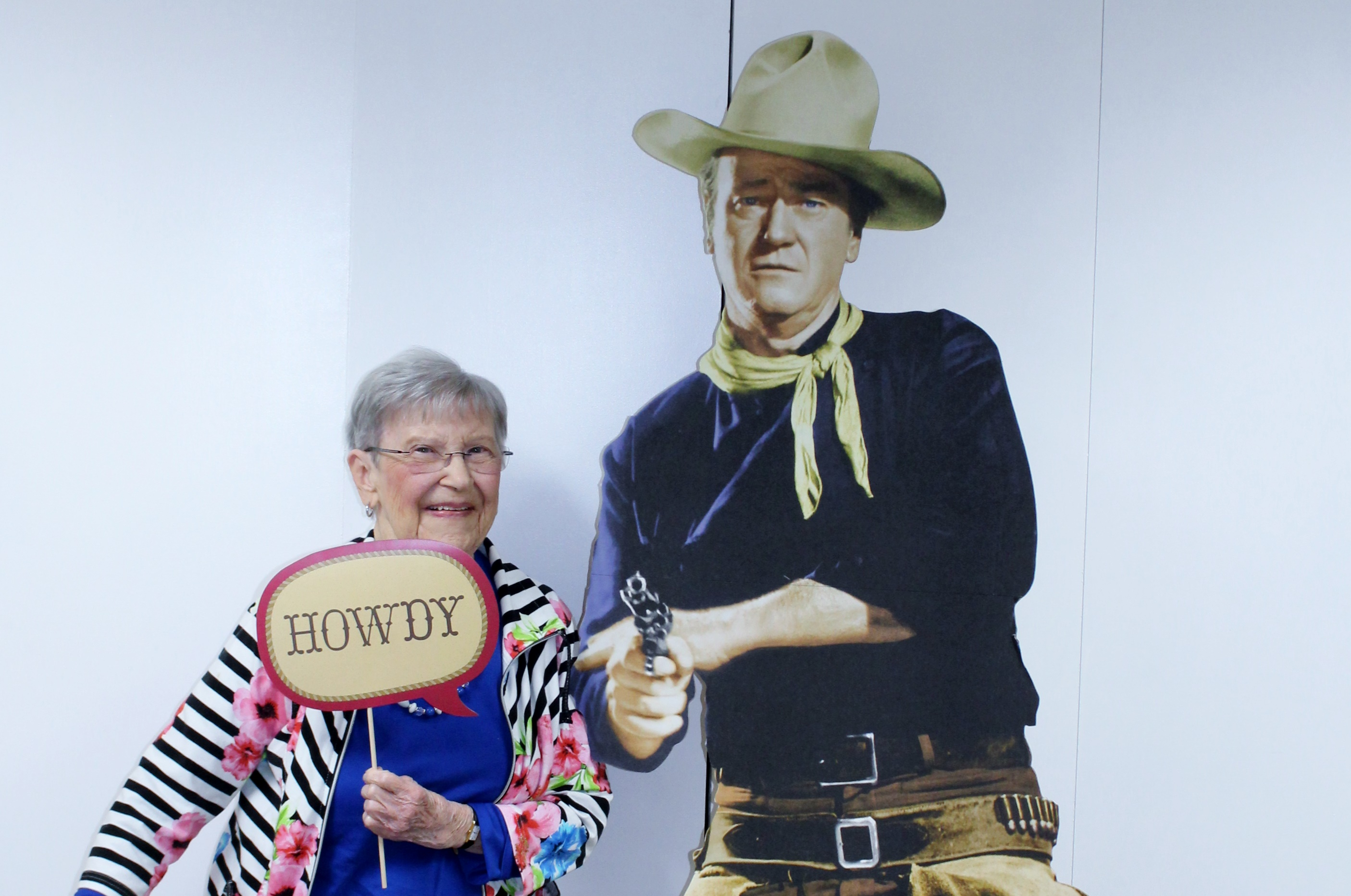 Howdy yourself, dear Rita!