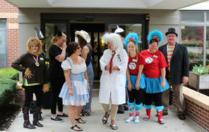 Our wacky Coordinator Team!