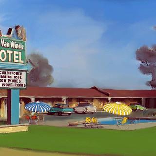 Rip Van Winkle Motel