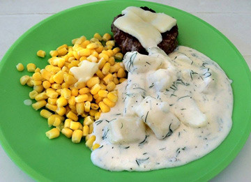 Dill or Parsley Sauce