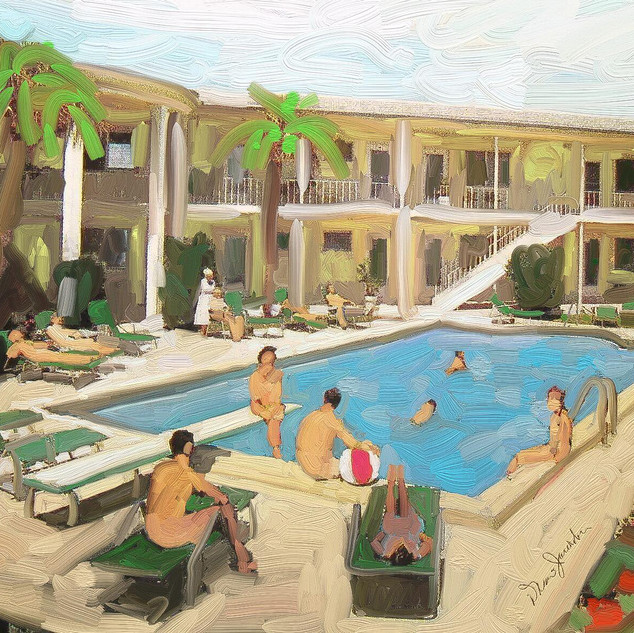 Pool People