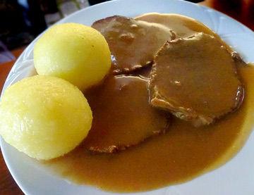 sauerbraten gravy sauce