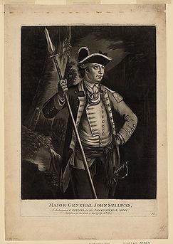 General John Sullivan Battle of Newtown
