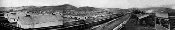 Elmira Prison Camp Chemung County NY Civil War