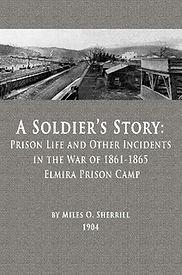 Miles O. Sherrill Elmira Prison Camp
