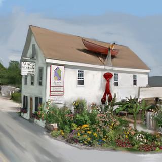 Mac's Shack, Provincetown, Massachusetts