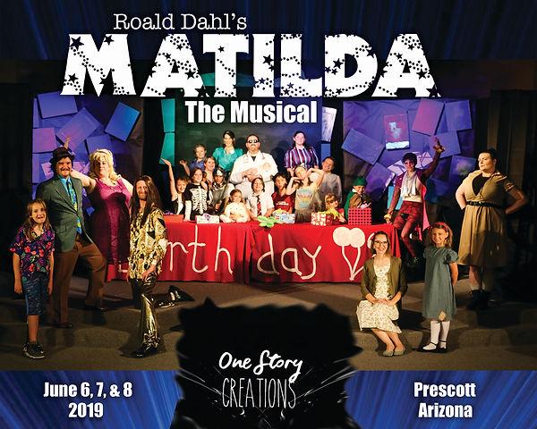 Matilda the Musical in Prescott, AZ