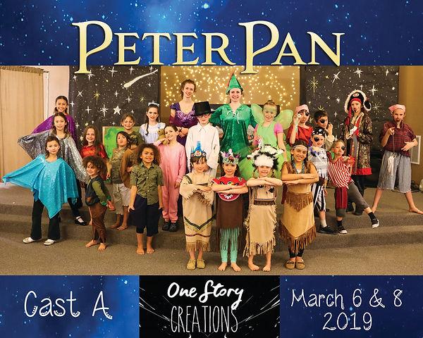 Peter Pan March, 2019 Prescott, AZ